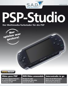PSP-Studio (DVD-Verpackung)