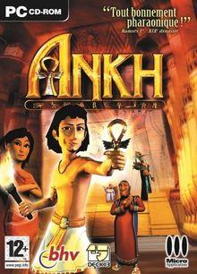 Ankh - Aventures, Momies et Rock'n'Roll [FR Import]