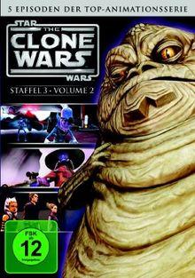 Star Wars: The Clone Wars - dritte Staffel, Vol.2