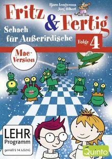 Fritz & Fertig! Folge 4: Schach für Außerirdische (MAC)