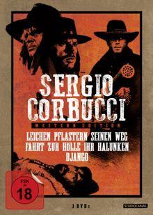 Sergio Corbucci Western Edition [3 DVDs]