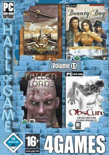 4Games Vol. 15: Pacific Storm, Bounty Bay Online, Fallen Lords, Obscure