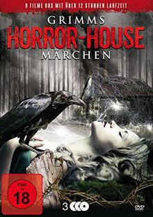 Grimms Horror-House Märchen [3 DVDs]