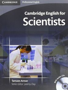 Cambridge English for Scientists: Student's Book with 2 Audio CDs