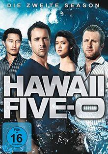 Hawaii Five-0 - Season 2 [6 DVDs]
