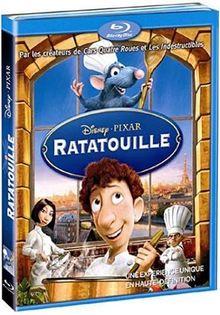 Ratatouille [Blu-ray] [FR IMPORT]