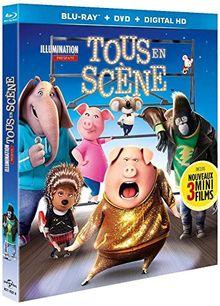 Tous en scène [Blu-ray] [FR Import]