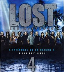 Lost - Staffel 4 Blu-ray [FR Import mit deutscher Tonspur]