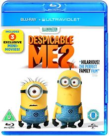 Despicable Me 2 [Blu-Ray] (IMPORT) (Keine deutsche Version)