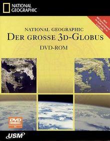 National Geographic: Der große 3D-Globus (DVD-ROM)