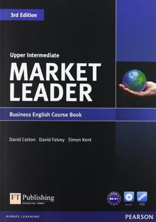 Market Leader Upper Intermediate Coursebook (with DVD-ROM incl. Class Audio)