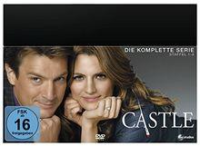 Castle - Die komplette Serie (Limited Edition, 45 Discs)