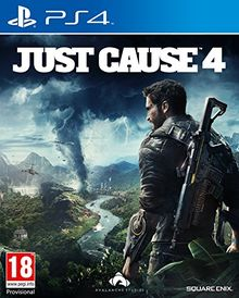 Just Cause 4 [PlayStation 4] UK Version
