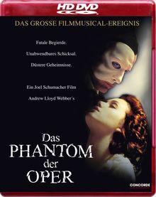 Das Phantom der Oper [HD DVD]