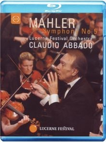 Mahler - Symphony No.5 [Blu-ray]