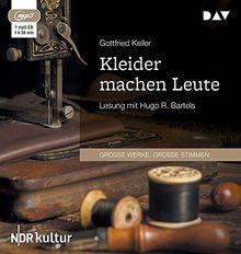 Kleider machen Leute: Lesung mit Hugo R. Bartels (1 mp3-CD)