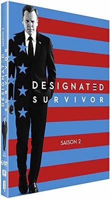 Coffret designated survivor, saison 2 [FR Import]