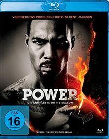 Power - Die komplette dritte Season [Blu-ray]