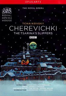 Tschaikowsky, Peter - Cherevichki