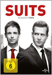 Suits - Season 2 [4 DVDs]