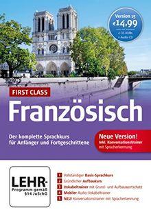 First Class Sprachkurs Französisch 15.0