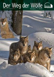 Wolf Magazin: Der Weg der Wölfe