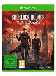Sherlock Holmes - The Devil's Daughter