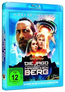 Die Jagd zum magischen Berg [Blu-ray]