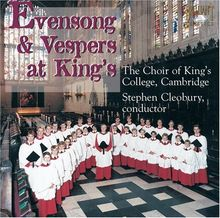 Evensong & Vespers at King'S