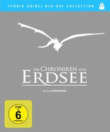 Die Chroniken von Erdsee (Studio Ghibli Blu-ray Collection) [Blu-ray]