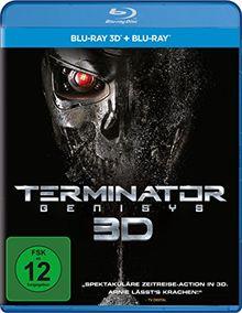 Terminator 5 - Genisys (+ Blu-ray)
