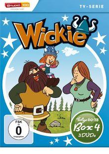 Wickie und die starken Männer - Staffel 4, Folge 60-78 [3 DVDs]