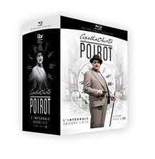 Coffret intégrale poirot [Blu-ray]