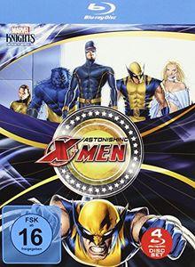 Astonishing X-Men Box (OmU) [Blu-ray]