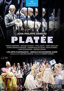 Rameau: Platée [Theater an der Wien, December 2020] [2 DVDs]