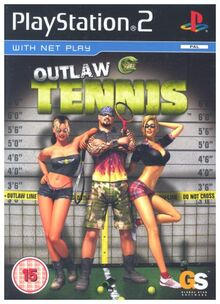 Outlaw Tennis (Playstation 2) [UK IMPORT]