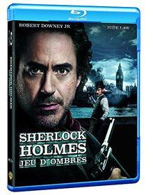 Sherlock holmes 2 : jeu d'ombres [Blu-ray] [FR Import]