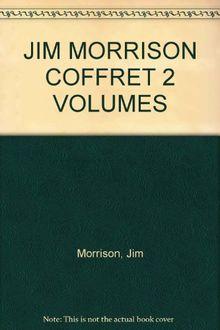 JIM MORRISON COFFRET 2 VOLUMES (Hors Collection)