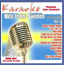 Hits from Sweden as played by Abba Vol.2 - Karaoke