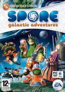 Spore: Galactic Adventures (Add-on) [UK Import]