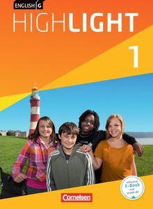 English G Highlight - Hauptschule: Band 1: 5. Schuljahr - Schülerbuch: Kartoniert