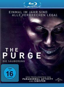The Purge - Die Säuberung [Blu-ray]