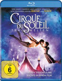 Cirque du Soleil: Traumwelten [Blu-ray]