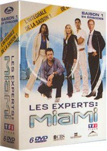 Les Experts : Miami - L'Intégrale saison 1 - Coffret 6 DVD [FR Import]