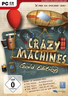 Crazy Machines Gold