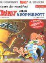 Asterix Mundart 31 Westfälisch I: Asterix un de Kuopperpott: Asterix küert westfäölsk 1: BD 31