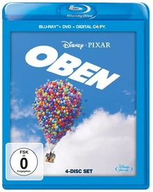 Oben (+ DVD + Digital Copy) [Blu-ray]