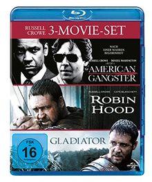 Russell Crowe - 3-Movie-Set [Blu-ray]