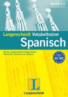 Langenscheidt Vokabeltrainer 6.0 Spanisch