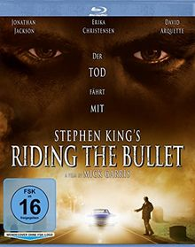 Stephen King's Riding the Bullet - Der Tod fährt mit [Blu-ray]